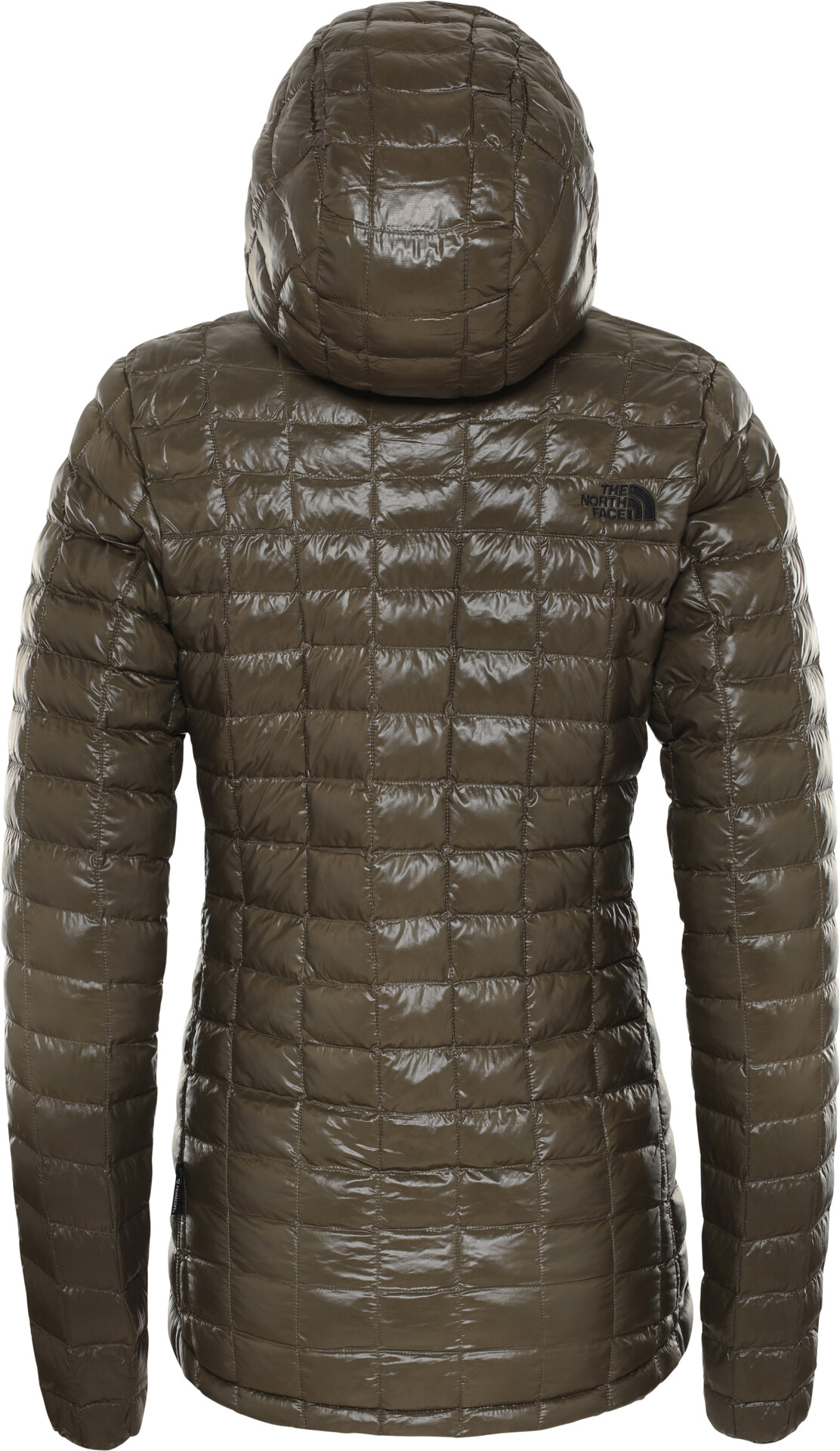 Eco Thermoball Hoodie North Jacke Damen Face The Taupe New Green sCxQhrdBt